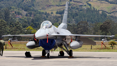 93-0535 - General Dynamics F-16C Fighting Falcon - United States - US Air Force (USAF)