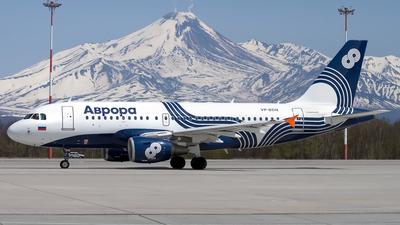 VP-BDN - Airbus A319-111 - Aurora