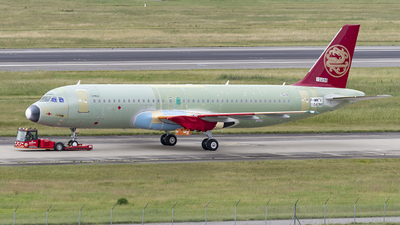 F-WWTV - Airbus A320-251N - Juneyao Airlines