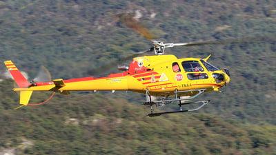 I-TNAA - Eurocopter AS 350B3 Ecureuil - Italy - Vigili del Fuoco