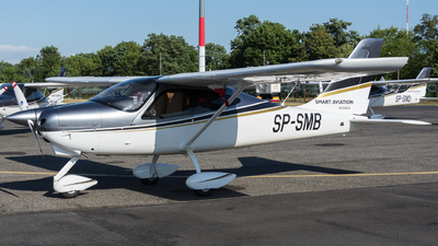 SP-SMB - Tecnam P2008-JC MKII - Smart Aviation