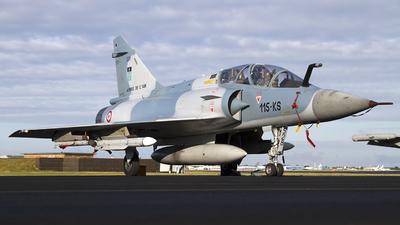 528 - Dassault Mirage 2000B - France - Air Force