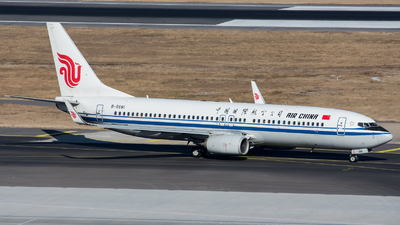 B-5681 - Boeing 737-89L - Air China