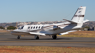 A picture of PPORM - Cessna 550 Citation Bravo - [5500930] - © MHR - Team BSB Spotter