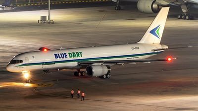 VT-BDM - Boeing 757-23N(PCF) - Blue Dart Aviation