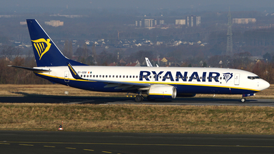 EI-GDB - Boeing 737-8AS - Ryanair