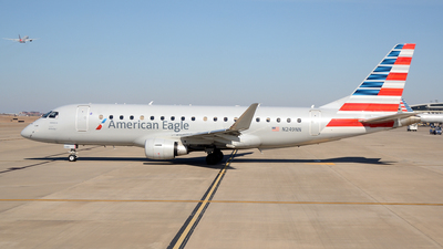N249NN - Embraer 170-200LR - American Eagle (Envoy Air)