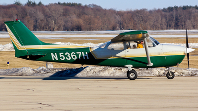 N5367H - Cessna 172M Skyhawk - Illinois Aviation Academy