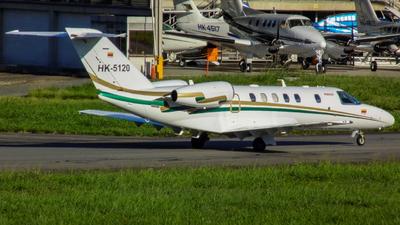HK-5120 - Cessna 525 Citationjet CJ4 - Helicol Colombia