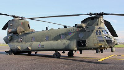 ZA704 - Boeing Chinook HC.2 - United Kingdom - Royal Air Force (RAF)