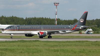 JY-EMB - Embraer 190-200IGW - Royal Jordanian