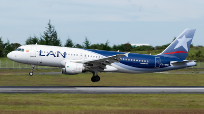 CC-BFE - Airbus A320-214 - LAN Colombia (Aires Colombia)