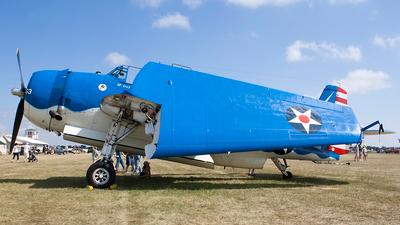NL683G - Grumman TBM-3E Avenger - Private