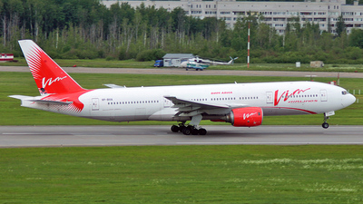 VP-BVA - Boeing 777-2H6(ER) - Vim Airlines
