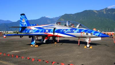 0814 - AIDC AT-3 Tzu Chiang - Taiwan - Air Force