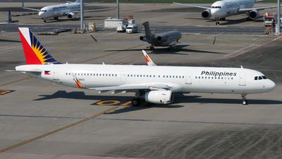 RP-C9902 - Airbus A321-231 - Philippine Airlines