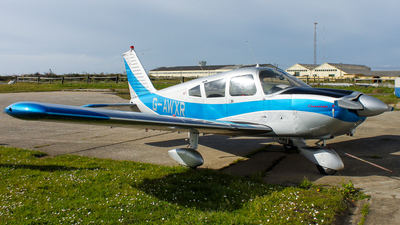 G-AWXR - Piper PA-28-180 Cherokee D - Private