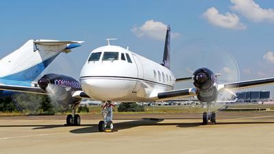 9S-GAA - Grumman G-159 Gulfstream G-I - Private