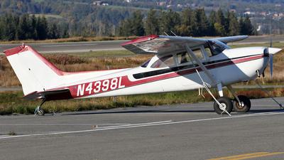 A picture of N4398L - Cessna 172G Skyhawk - [17254481] - © Jeroen Stroes