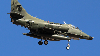 N142EM - Douglas A-4K Skyhawk - Draken International