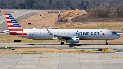 A picture of N907AA - Airbus A321231 - American Airlines - ©  JC