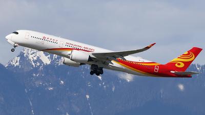 B-LGE - Airbus A350-941 - Hong Kong Airlines