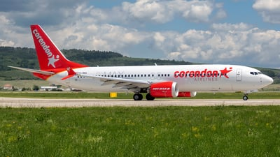 TC-MKS - Boeing 737-8 MAX - Corendon Airlines