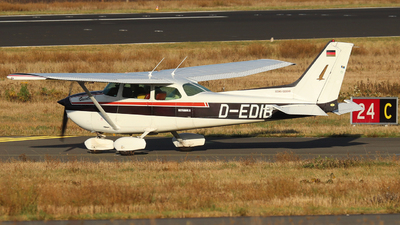 D-EDIB - Reims-Cessna F172P Skyhawk II - Private