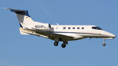 N324FL - Embraer 505 Phenom 300 - Private