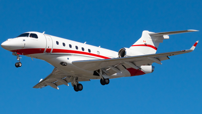 C-GWON - Embraer EMB-550 Legacy 500 - Private