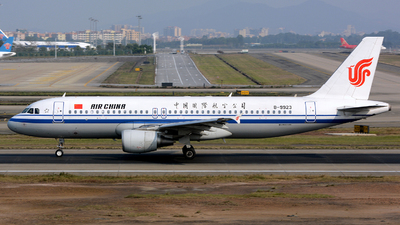 B-9923 - Airbus A320-214 - Air China