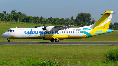 RP-C7280 - ATR 72-212A(600) - Cebu Pacific Air