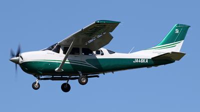 JA46KA - Cessna T206H Turbo Stationair HD - Kyoritsu Air