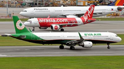 B-16226 - Airbus A321-211 - Eva Air