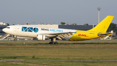 A picture of S5ABO - Airbus A300B4622R(F) - MNG Airlines - © András Soós