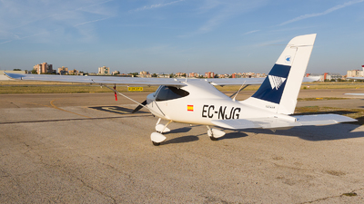 EC-NJG - Tecnam P2008JC - World Aviation