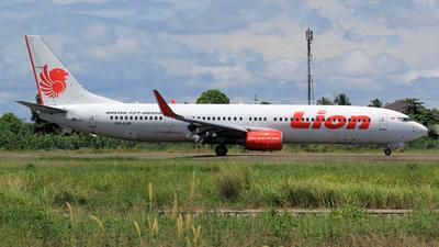 PK-LHP - Boeing 737-9GPER - Lion Air