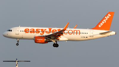 G-EZWL - Airbus A320-214 - easyJet