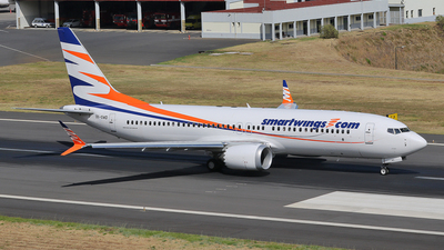 OK-SWD - Boeing 737-8 MAX - SmartWings