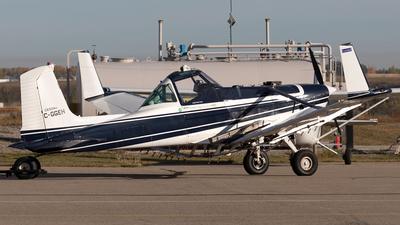 C-GGEH - Cessna A188B Ag Truck - Private
