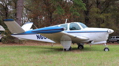 N6083E - Beechcraft K35 Bonanza - Private
