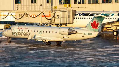 C-GUJA - Bombardier CRJ-200ER - Air Canada Express (Jazz Aviation)