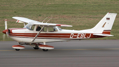 A picture of DEBLJ - Cessna FR172G - [FR17200148] - © Mike Dietrich