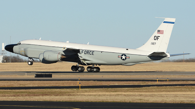 62-4127 - Boeing TC-135W Stratolifter - United States - US Air Force (USAF)
