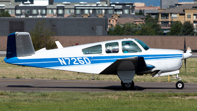 N725D - Beechcraft C35 Bonanza - Private