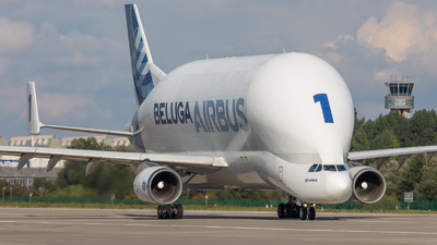 A picture of FGSTA - Airbus A300608ST Beluga - Airbus Transport International - © vwmatze