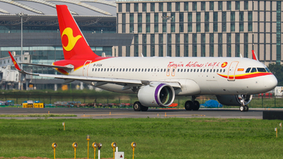 B-302A - Airbus A320-271N - Tianjin Airlines