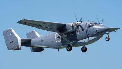 44 - PZL-Mielec M-28 Skytruck - Estonia - Air Force