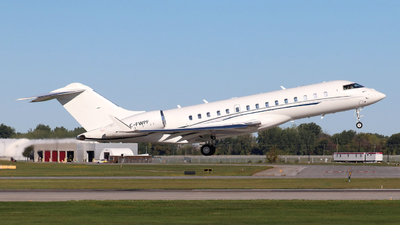 C-FWPF - Bombardier BD-700-1A10 Global 6000 - Flightpath Charter Airways
