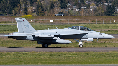 168941 - Boeing EA-18G Growler  - United States - US Navy (USN)
